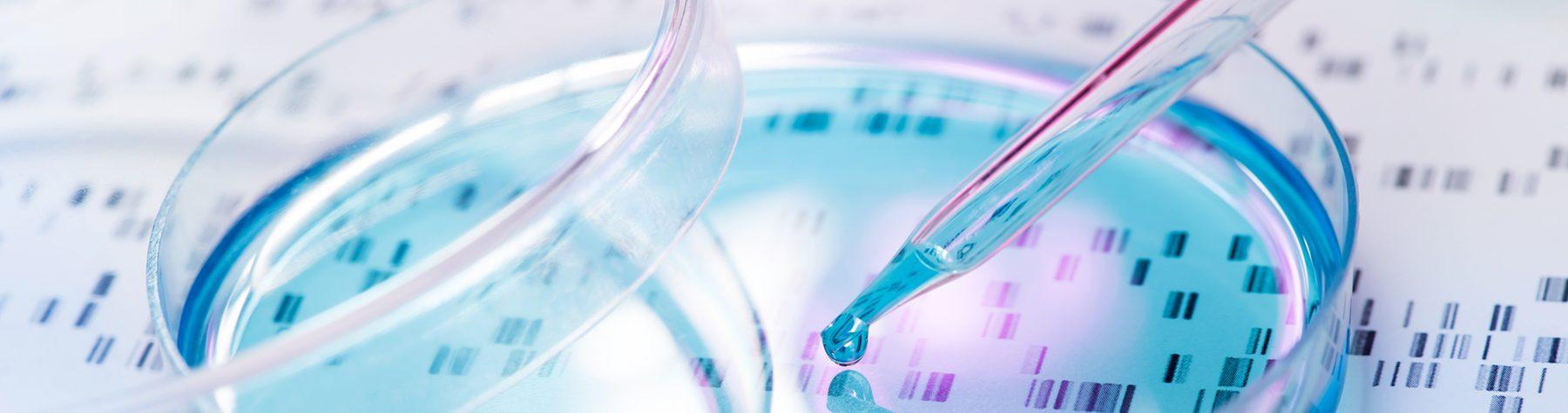 Genetics Genomics Online Graduate Certificate Program: DNA Sampling